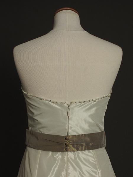 Emilie robe de mariée outlet détail dos