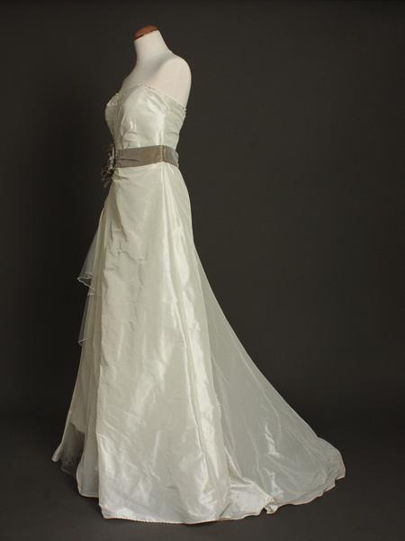 Emilie robe de mariée outlet profil