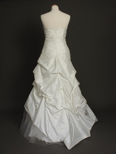 Emmy robe de mariée outlet dos