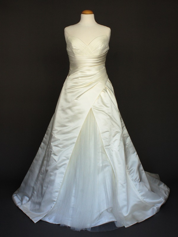 Daphné robe de mariée d'occasion