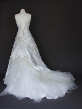 Daria robe de mariée d'occasion dos