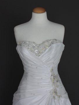 Daria robe de mariée d'occasion bustier