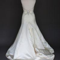 Déborah robe de mariée d'occasion dos