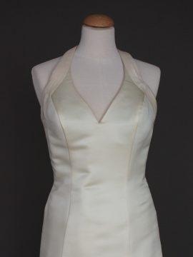 Déborah robe de mariée d'occasion bustier