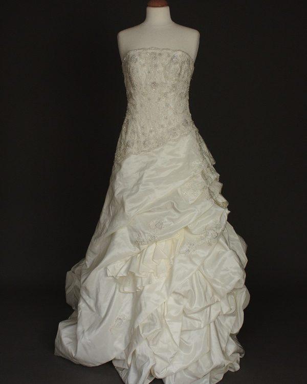 Georgia robe de mariée d'occasion