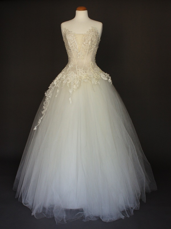 Gervaise robe de mariée d'occasion