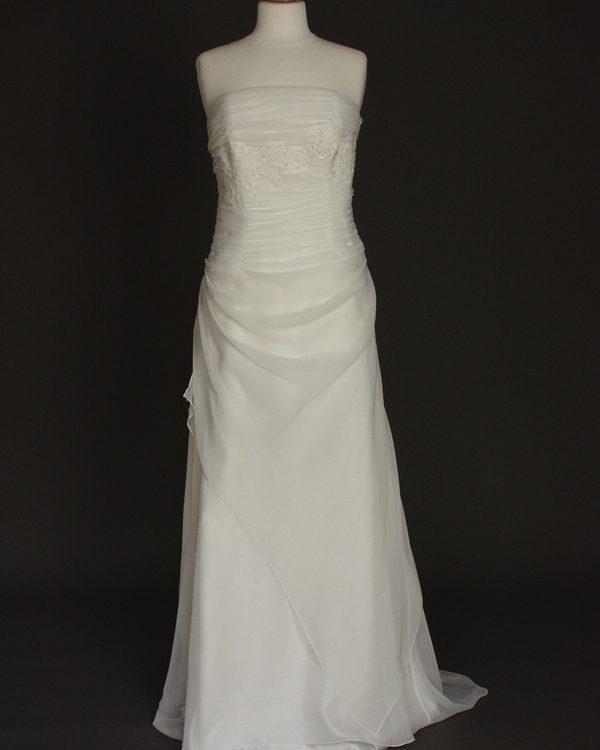 Naëlle robe de mariée d'occasion
