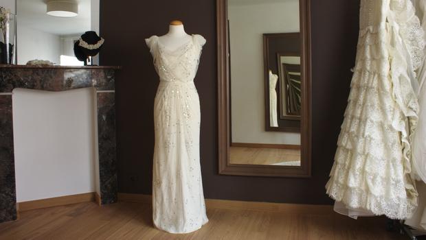Article RTL Info sur notre boutique de robes de mariée outlet et d'occasion
