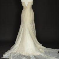 Denise robe de mariée d'occasion dos