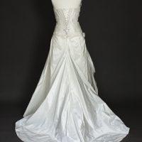 Léonore robe de mariée d'occasion dos