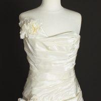 Léonore robe de mariée d'occasion bustier