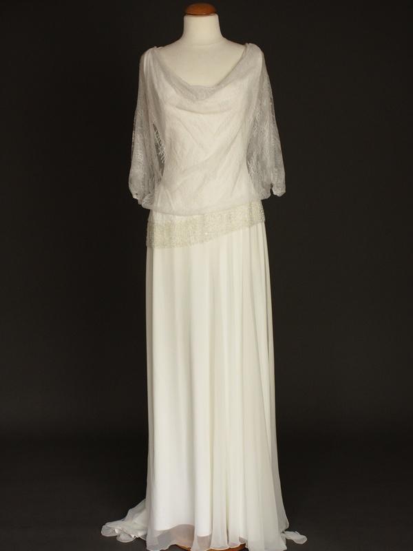 Lila robe de mariée d'occasion