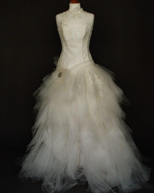 Aurianne robe de mariée d'occasion