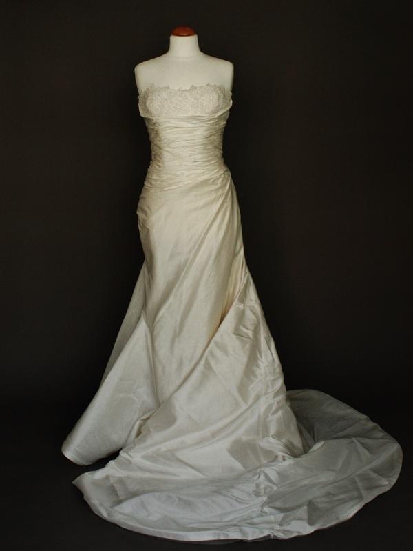 Dounia robe de mariée d'occasion