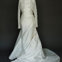 Dounia robe de mariée d'occasion-bolero