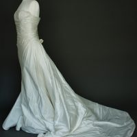 Dounia robe de mariée d'occasion-profil