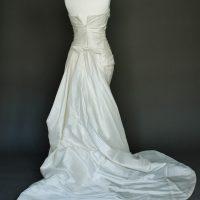 Dounia robe de mariée d'occasion-dos