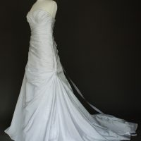 Gill robe de mariée d'occasion profil