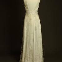 Danaé robe de mariée outlet Véronique Billiet dos