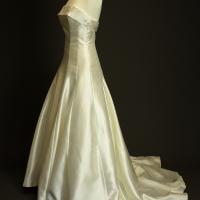 Elisée robe de mariée d'occasion de Pronovias Jolies profil