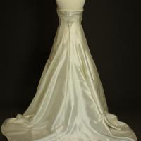 Elisée robe de mariée d'occasion de Pronovias Jolies dos