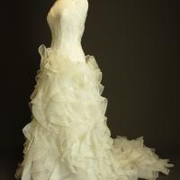 Floriane robe de mariée d'occasion pronovias profil