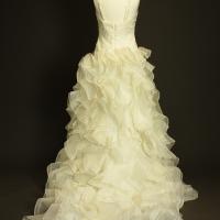 Floriane robe de mariée d'occasion pronovias dos
