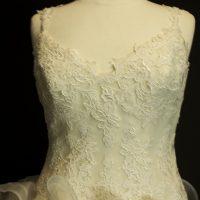 Floriane robe de mariée d'occasion pronovias bustier