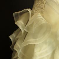 Floriane robe de mariée d'occasion pronovias jupe