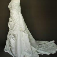Narcisse robe de mariée d'occasion profil