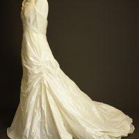 Lise-Marie La Mariée à Bicyclette robe de mariée occasion rembo Styling profil