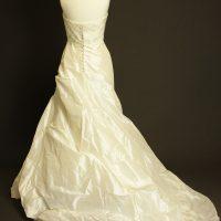 Lise-Marie La Mariée à Bicyclette robe de mariée occasion rembo Styling dos