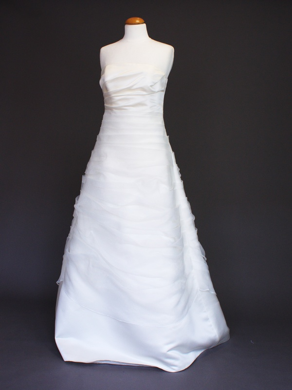 Graziella La Mariée à Bicyclette - robe de mariée d'occasion - Marylise