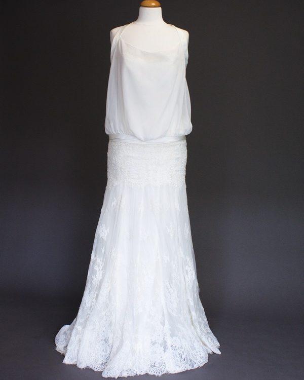 Frida La Mariée à Bicyclette - robe de mariée d'occasion - Pronuptia