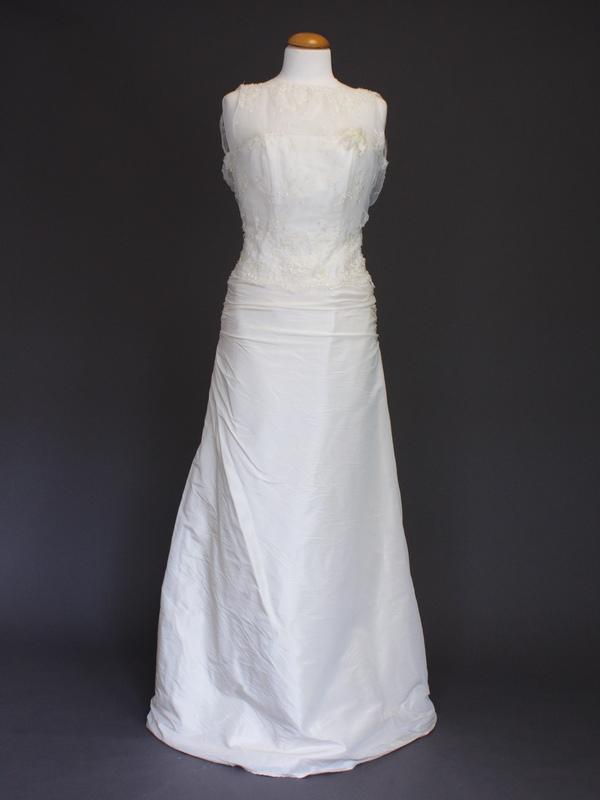 Dolores La Mariée à Bicyclette - robe de mariée d'occasion