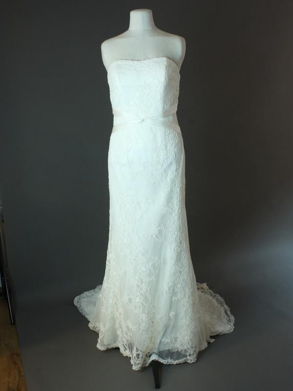 Freya - Lusan Mandogus - la mariée à Bicyclette - robe de mariée occasion