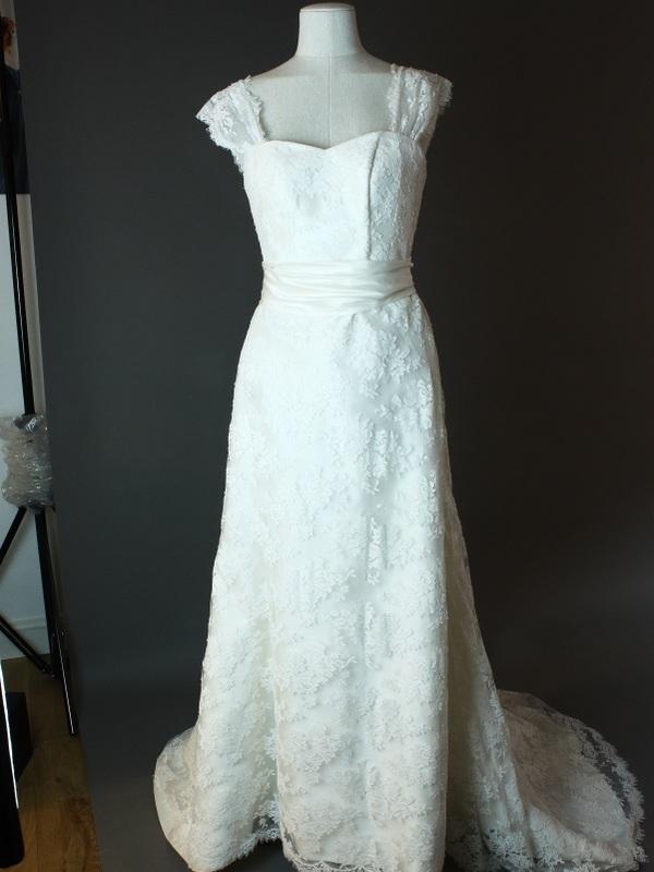 Erika - Charline Verbeeken- la mariée à Bicyclette - robe de mariée occasion