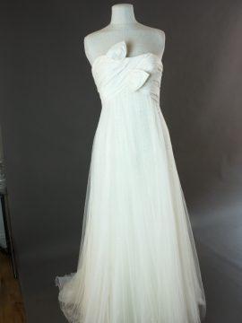 Emmaëlle - Enzoani - la mariée à Bicyclette - robe de mariée occasion