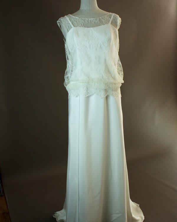 Magnolia - Lambert Creation la mariée à Bicyclette - robe de mariée occasion