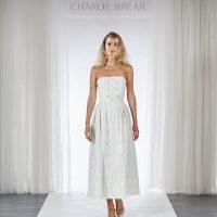 Caravel - Charlie Brear - défilé - la mariée à Bicyclette - robe de mariée outlet
