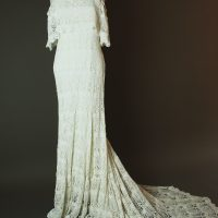 Camille - Daughter of Simone - La mariee à bicyclette - robe de mariée outlet - devant