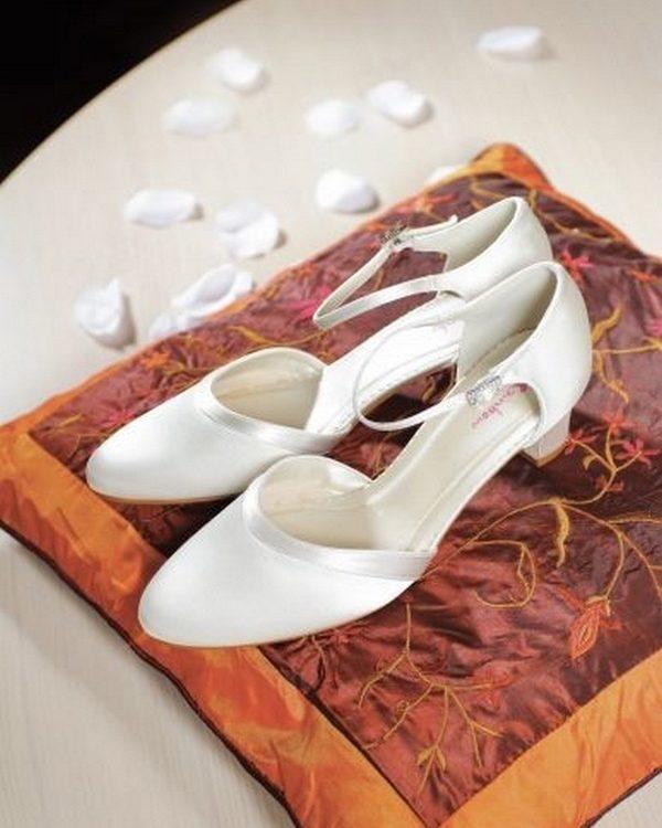 Anika (2) - La mariée à Bicylette - chaussures Elsa Coloured Shoes - outlet