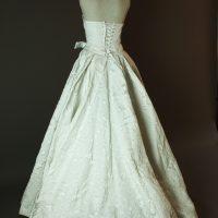Pocker face - Max Chaoul - La mariee à bicyclette - robe de mariée occasion - dos