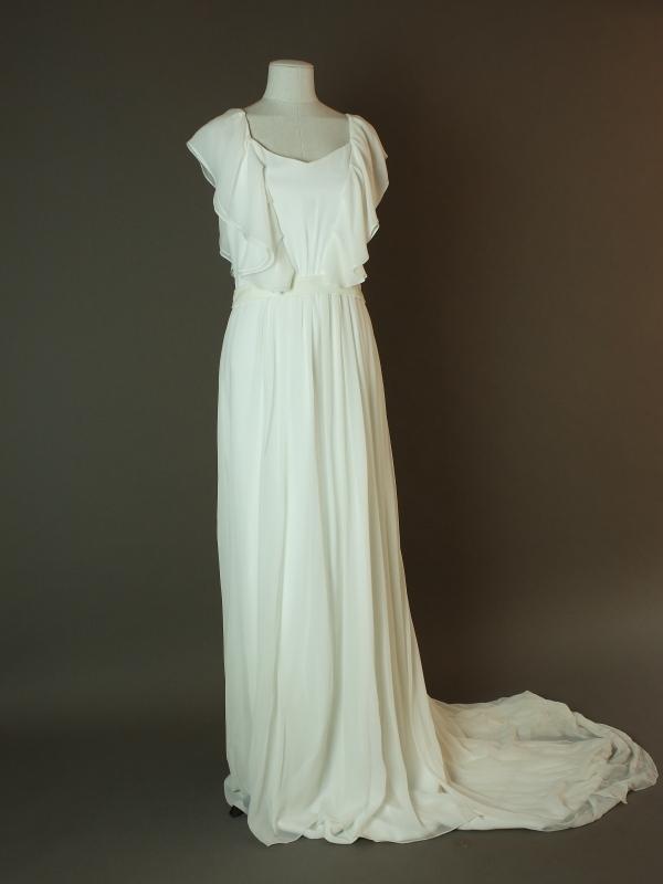 Linda - Beba's Closet - La mariee à bicyclette - robe de mariée outlet - devant