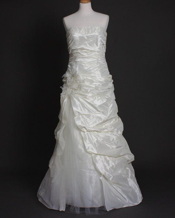Laetitia robe de mariée Linéa Raffaelli