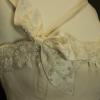 Fulvia la mariée à bicyclette robe de mariée outlet détail bustier