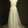 Aude la mariee à bicyclette robe de mariée outlet Rime Arodaky dos
