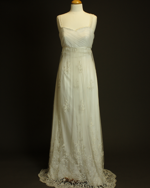 Danaé robe de mariée outlet Véronique Billiet