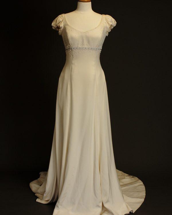 Gea La Mariée à Bicyclette robe de mariée outlet Anna Tumas