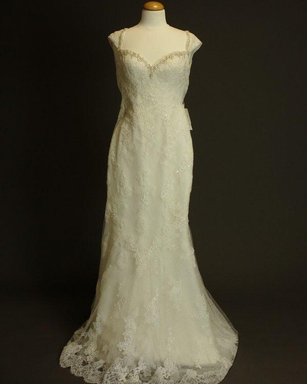 Candice La Mariée à Bicyclette robe de mariée outlet Pronovias